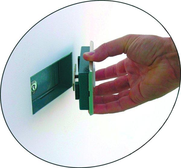 Contenitori segreti a finta presa SICUR BOX